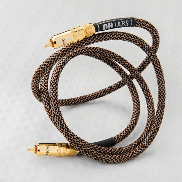 DH Labs HDMI version 2.0  2 meter HDMI cable supports 3D 18Gbps Ethernet 4K