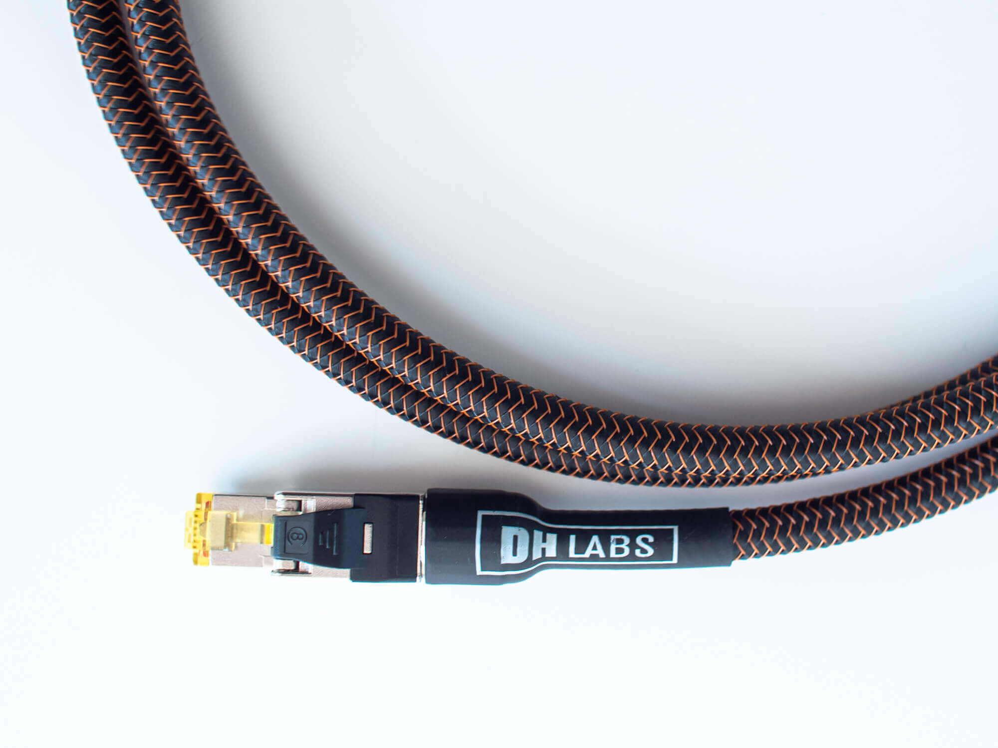 DH Labs Silver Sonic Glass Master Toslink 1 meter Glass Optical Cable